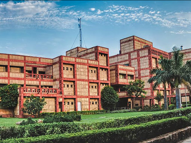New Dehli headquarters