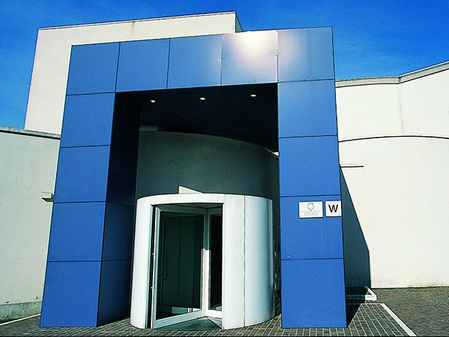 Trieste headquarters