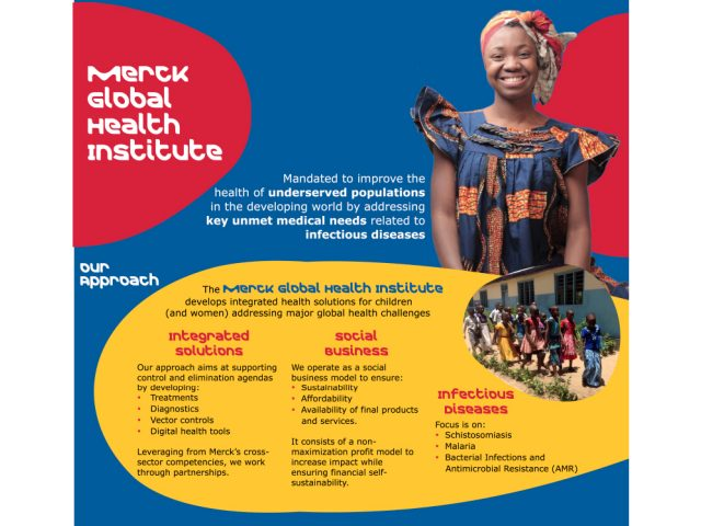 Merck global health institute page