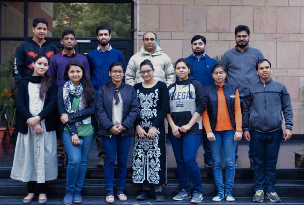 Naseem Gaur Group Photo