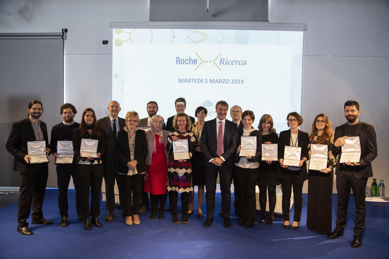 Roche Award 2018