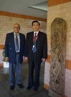 ICGEB India - China CMC bilateral meeting