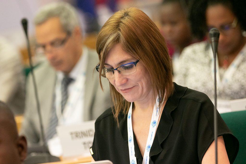 Dr. Cristina Guerra-Giraldez, Vice-President (Peru)