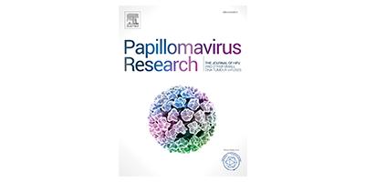 Papillomavirus Research logo