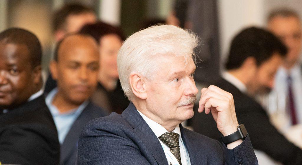 Mr. Victor Smirnov, President (Russian Federation)
