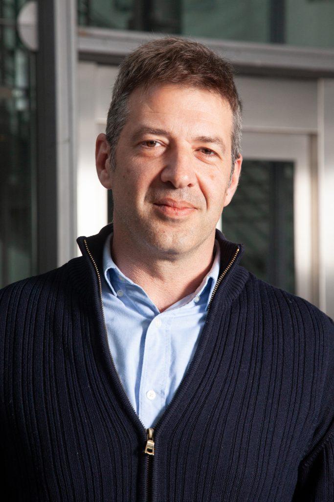 Marco Baralle, responsabile del laboratorio di Biologia del RNA