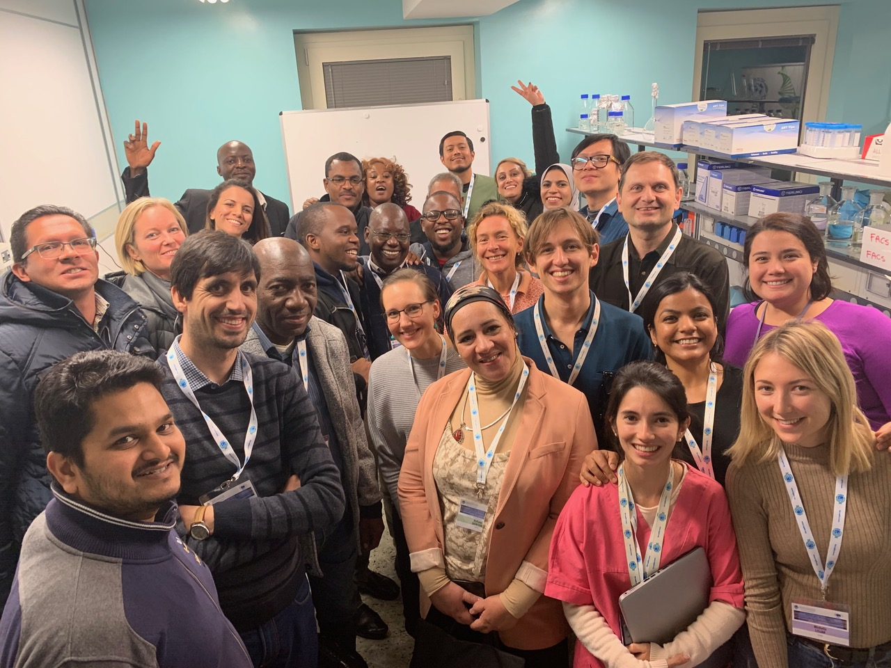 ICGEB Genome Editing Workshop