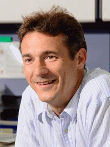 ICGEB Alumnus Piero Carninci