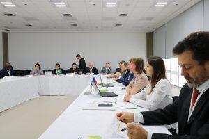3rd BRICS meeting, Brazil