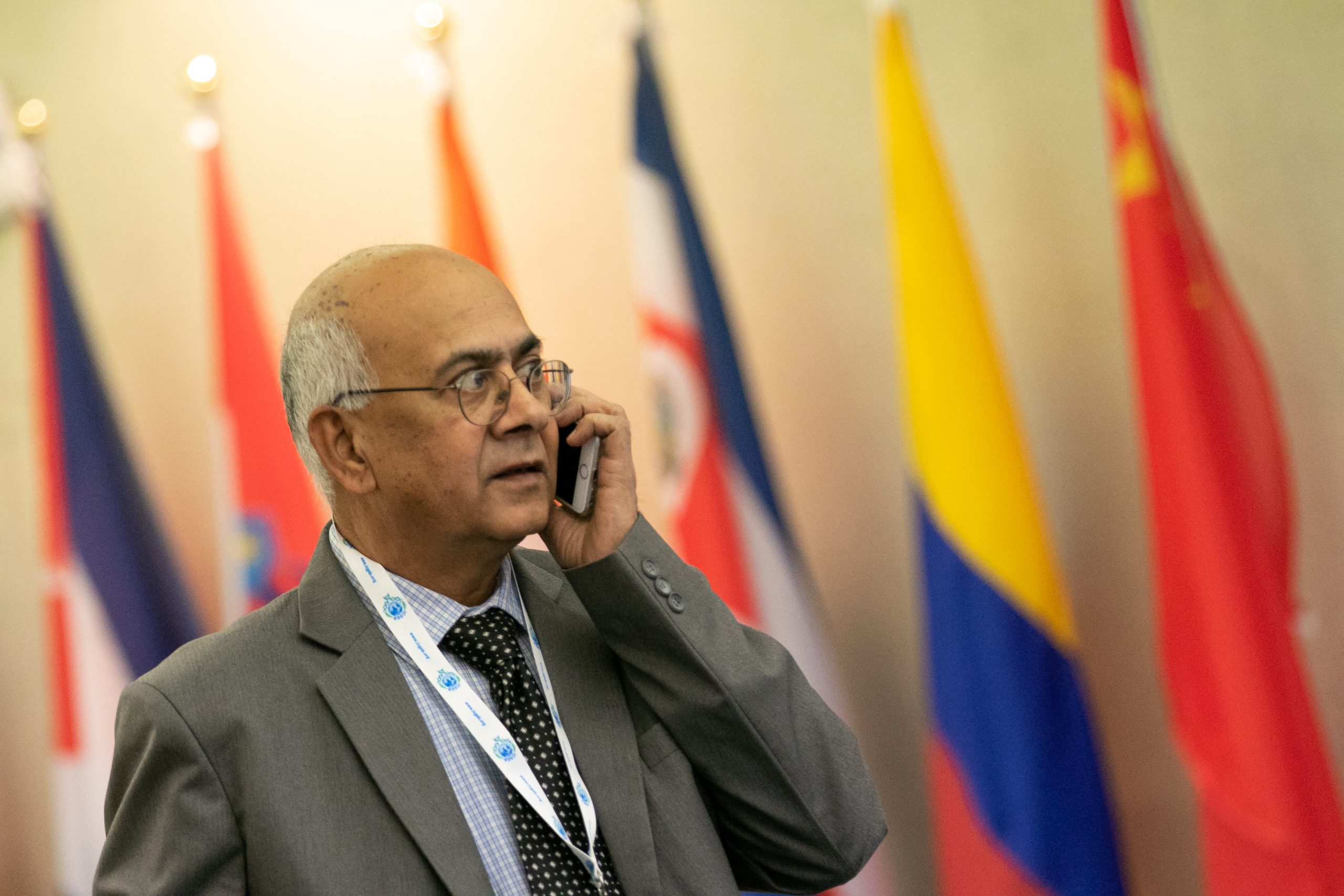 Dr. Dinakar Salunke, Director, ICGEB New Delhi