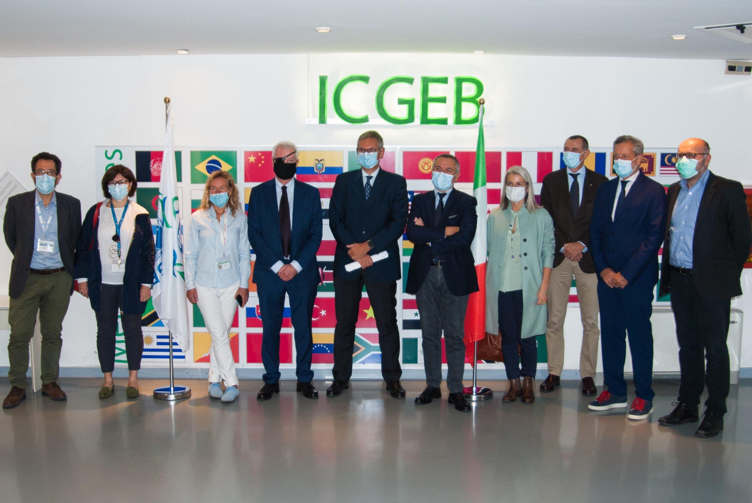 UniTS ICGEB convenzione