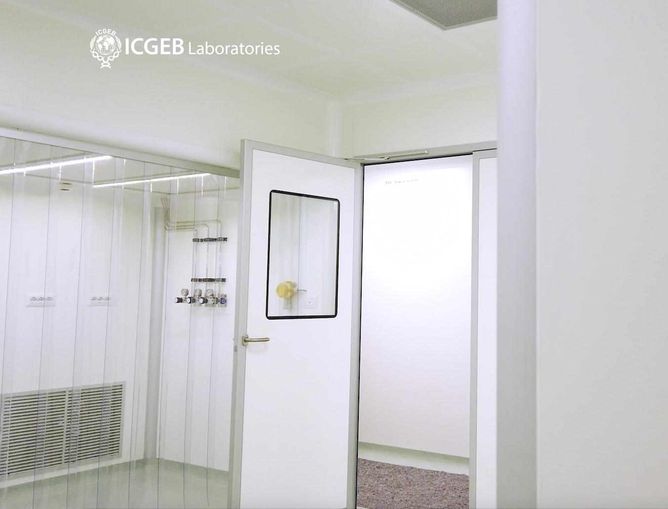 Inauguration of the ICGEB Biotech Development labs, Trieste