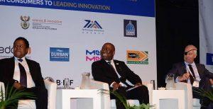 Banks Msomi Mjwara BioAfrica 2019